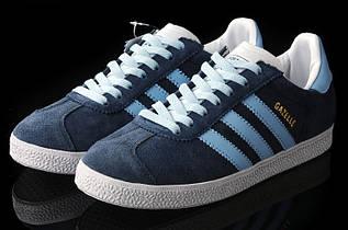 Кроссовки мужские Adidas Gazelle / ADM-071 (Реплика)