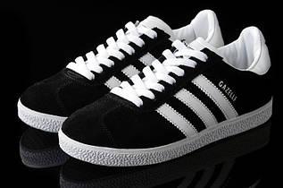Кроссовки мужские Adidas Gazelle / ADM-072 (Реплика)
