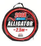 Провода-прикурювачі 200А, 2,5м, кругла сумка (шт.)