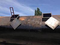 Подготовка и монтаж цистерны железнодорожной в подземный котлован на бетонные фундаменты для использования : п