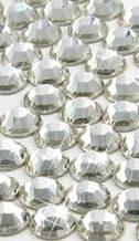 Стразы стекло, ss20 Crystal, 50 шт, аналог Swarovski