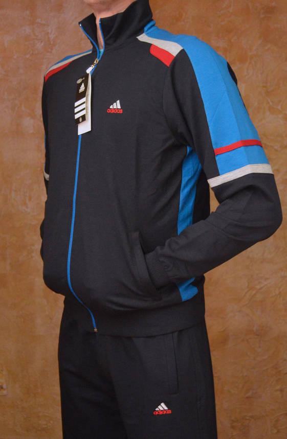 Мужской спортивный костюм ADIDAS (M-2XL) (Реплика), фото 2