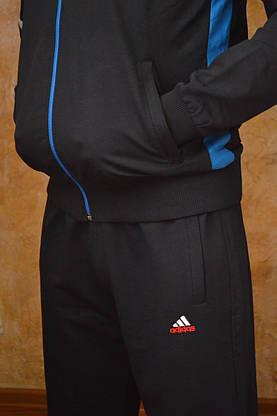 Мужской спортивный костюм ADIDAS (M-2XL) (Реплика), фото 3