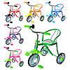 Детский велосипед трехколесный LH-701-2 в ассортименте