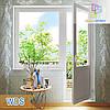 """Балконный блок 1800x2100 WDS/ВДС 400 """"Окна Маркет"""""""