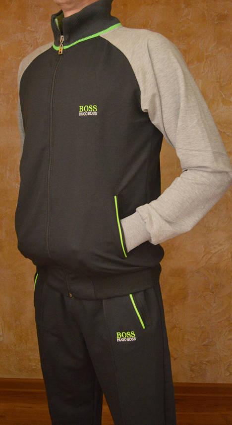 Мужской спортивный костюм BOSS (M) (копия), фото 2