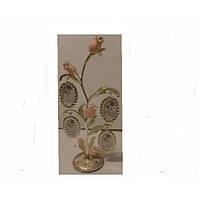 Фоторамка в виде дерева - Букет роз