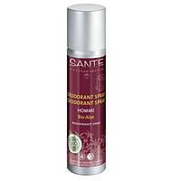 SANTE БИО-Дезодорант-спрей для мужчин Алоэ, 100мл