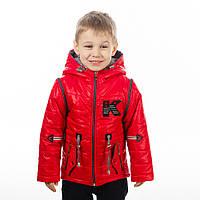 """Демисезонная куртка - жилет """"Кулиска""""  оптом и в розницу, фото 1"""