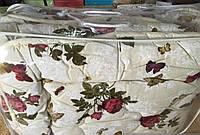 Полуторное одеяло овечья шерсть