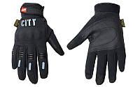Мотоперчатки текстильные MADBIKE CITY M-4541