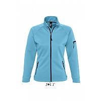 Флисовая женская куртка с рукавом реглан SOL'S NEW LOOK WOMEN, фото 1