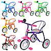 Детский велосипед трехколесный М 5335 в ассортименте