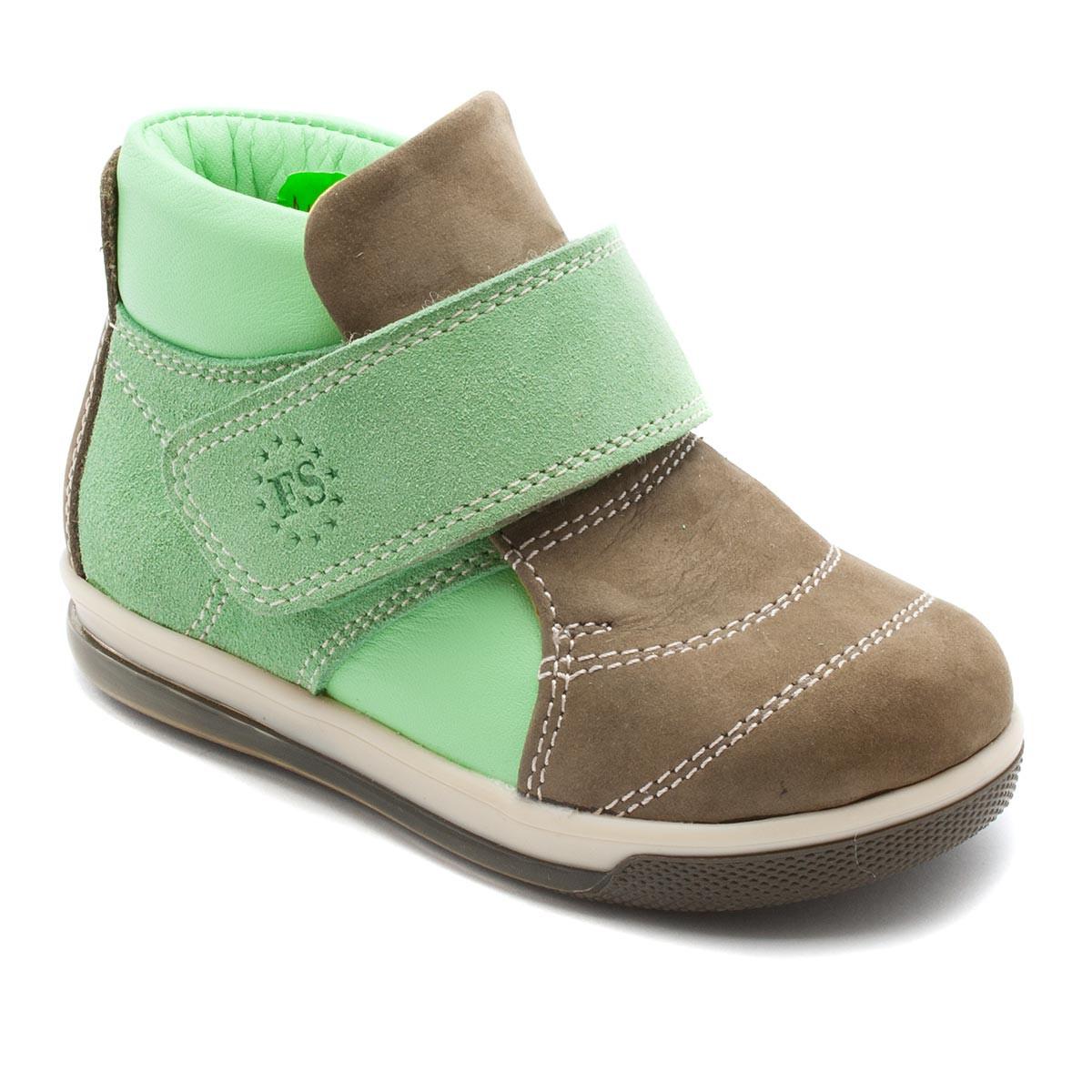 Кожаные ботинки FS Сollection для мальчика, демисезонные, размер 20-30