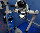 Операционный Нейрохирургический микроскоп Carl Zeiss OPMI CS-I Neuro Surgical Microscope on Stand, фото 2