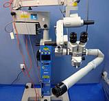 Операционный Нейрохирургический микроскоп Carl Zeiss OPMI CS-I Neuro Surgical Microscope on Stand, фото 7