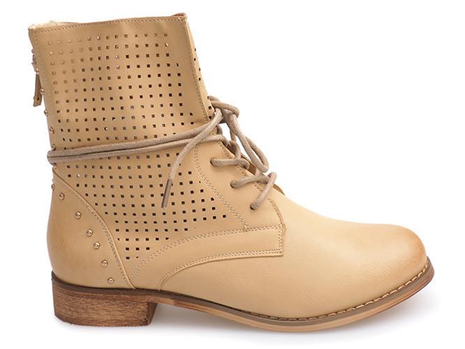 Женские ботинки COLTON