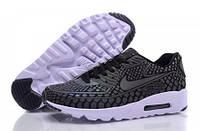 Кроссовки мужские Nike Air Max 90 Light Reflection черные