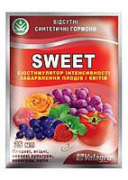 Стимулятор роста Свит (Sweet) 25 г стимулятор роста ягод и плодов, для улутчения окраса цветов и плодов