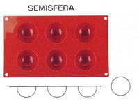 Форма для выпечки (полусфера) SF003