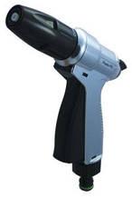 Пистолет прямой рег. пластик-хром № 2103-CB