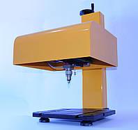Ремонт и обслуживание оборудования для ударно-точечной маркировки