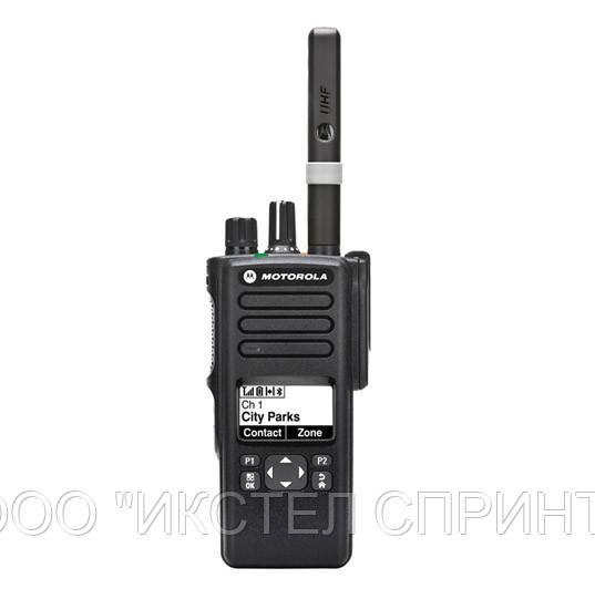 Motorola DP4601 403-527 4W LK GPSBT PBE502FE (MDH56RDH9KA1ANB)