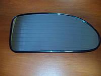 Зеркало правое вставка Форд Фокус МК 1 с подогревом