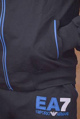 Мужской спортивный костюм  Armani (S-XL) (копия), фото 2