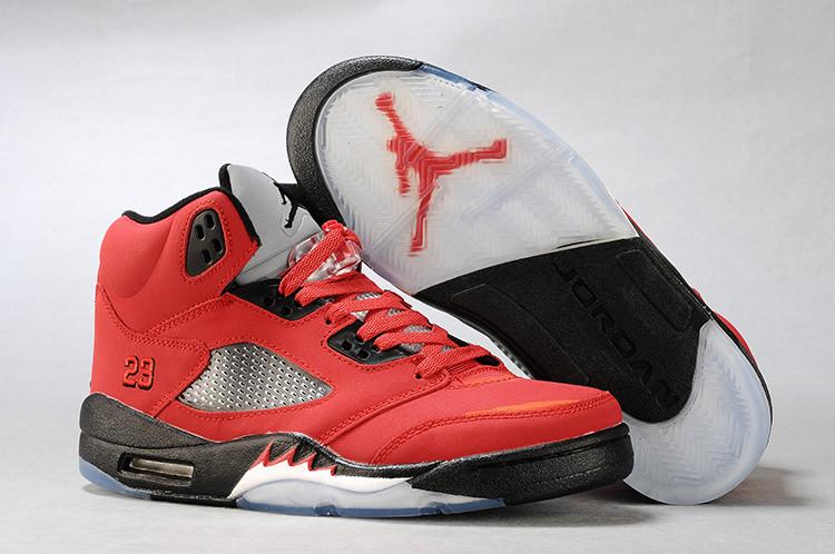 Кроссовки женские Nike Air Jordan 5 / AJW-051
