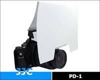 Рассеиватель для накамерных ламп JJC PD-1