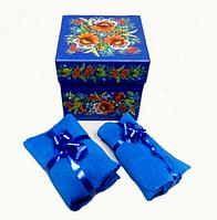 Подарочный набор Петриковская роспись