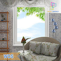 Глухое одностворчатое окно WDS Millenium, WDS 400, WDS 4 Series, WDS 500, WDS 7 Series, фото 1
