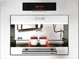 Встраиваемая компактная кофемашина ILVE ES645STKA, фото 2