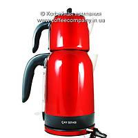 Чайник для турецкого чая электрический Arzum AR-346-R