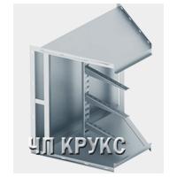 Короба блочные угловые ККБ-УГП/УВП/УНП