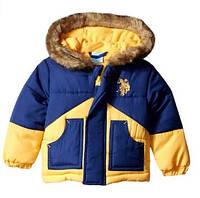 Куртка для мальчика  U.S. Polo Assn(США) 18мес, 24мес