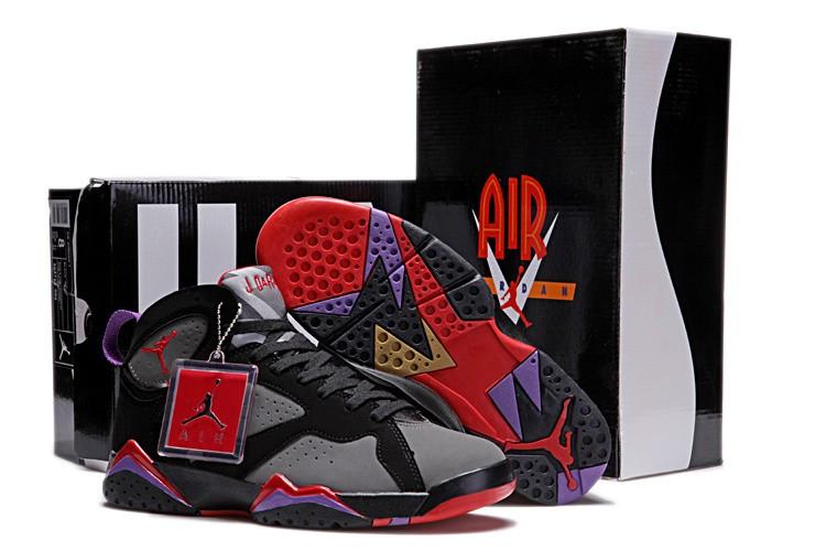 Кроссовки женские Nike Air Jordan 7 / AJW-073