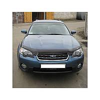 Дефлектор капота ( мухобойка ) Subaru  Legacy Outback 2004-2006