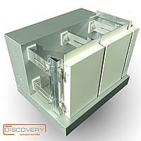 Подконструкция алюминиевая кассетная Discovery.Вентилируемые фасады