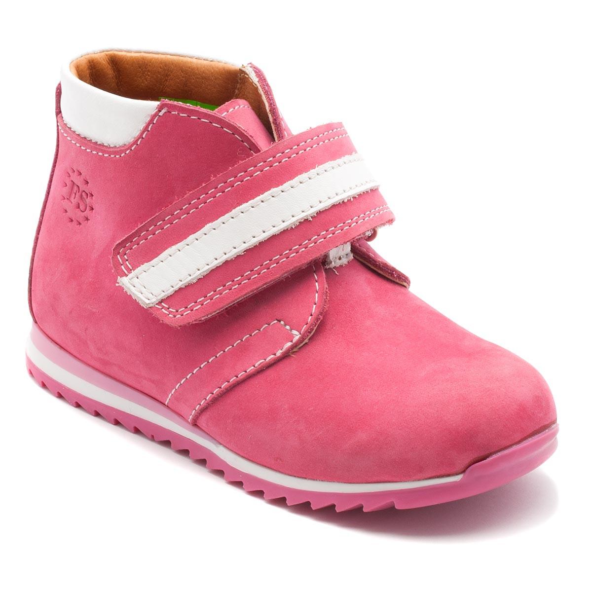 Кожаные ботинки FS Сollection для девочки, демисезонные, размер 21-30