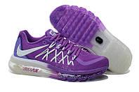 Женские кроссовки Nike Air Max 2015 violet, фото 1