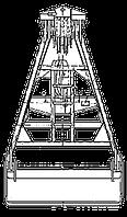 Грейфер металлургический - 4913М-01