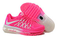 Женские кроссовки Nike Air Max 2015 pink-white, фото 1