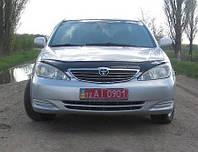Дефлектор капота ( мухобойка ) Toyota Camry 2003-2006, фото 1