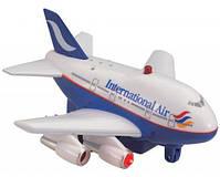 Инерционный, на батарейках воздушный транспорт