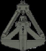 Грейфер металлургический - КО.41-02