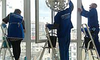 """Мойка окон в квартирах и домах после ремонта от компании""""ЕВРОУБОРКА""""  0675594580"""