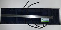 Манжета для механич.тонометра УВЕЛИЧЕННАЯ 35-46 см. 2 трубки