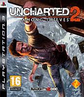 Игра Uncharted 2: Among Thieves [PS3] б/у отличное состояние